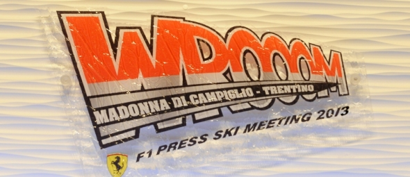 The annual Vrooom meeting in Madonna di Campiglio - Photo: Ferrari