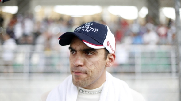Pastor Maldonado - Photo: Williams F1