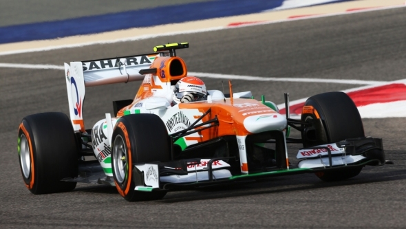 Adrian Sutil - Photo: Sahara Force India