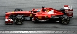 Spanish GP: Alonso on top for Ferrari after wet first free practice session