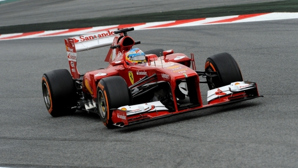 Fernando Alonso - Photo: Ferrari