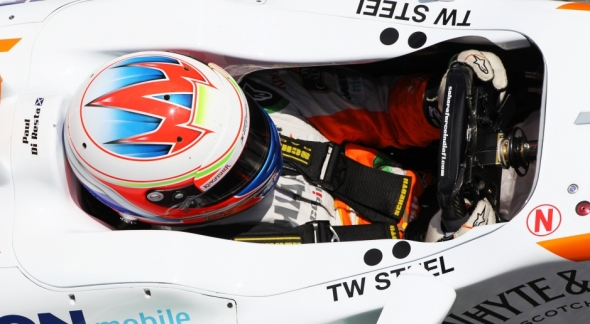 Paul di Resta - Photo: Sahara Force India